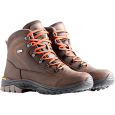 TRAVELIN OUTDOOR Trekking Boot Aarhus braun (1)
