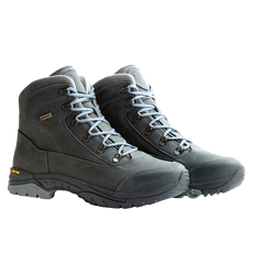 TRAVELIN OUTDOOR Trekking Boot Aarhus grau (1)