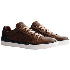 NoGRZ Sneaker P.Johnson braun (1)