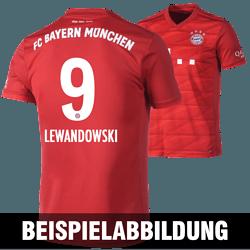 Adidas FC Bayern München Trikot 2019/2020 Heim (9)