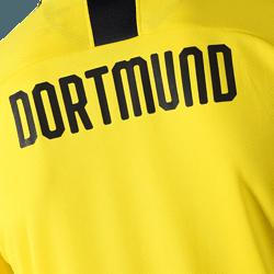Puma Borussia Dortmund Trikot 2019/2020 Heim (6)