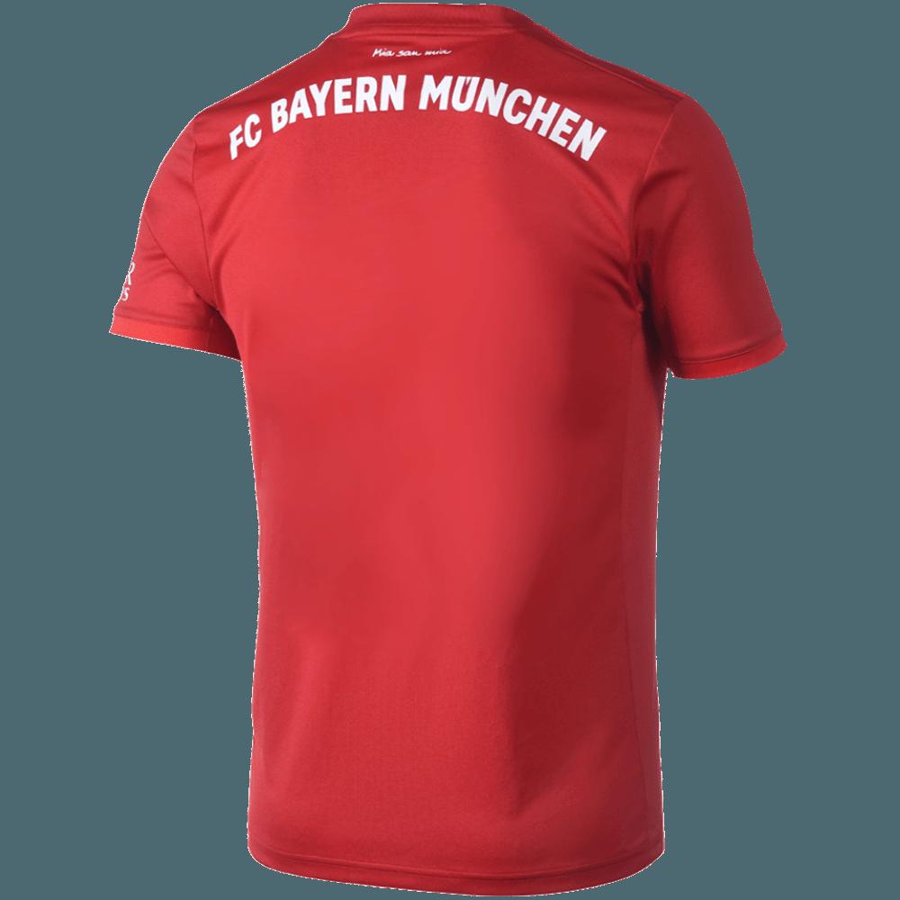 adidas FC Bayern München Torwarttrikot Neuer 201920