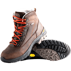 TRAVELIN OUTDOOR Trekking Boot Aarhus braun (2)