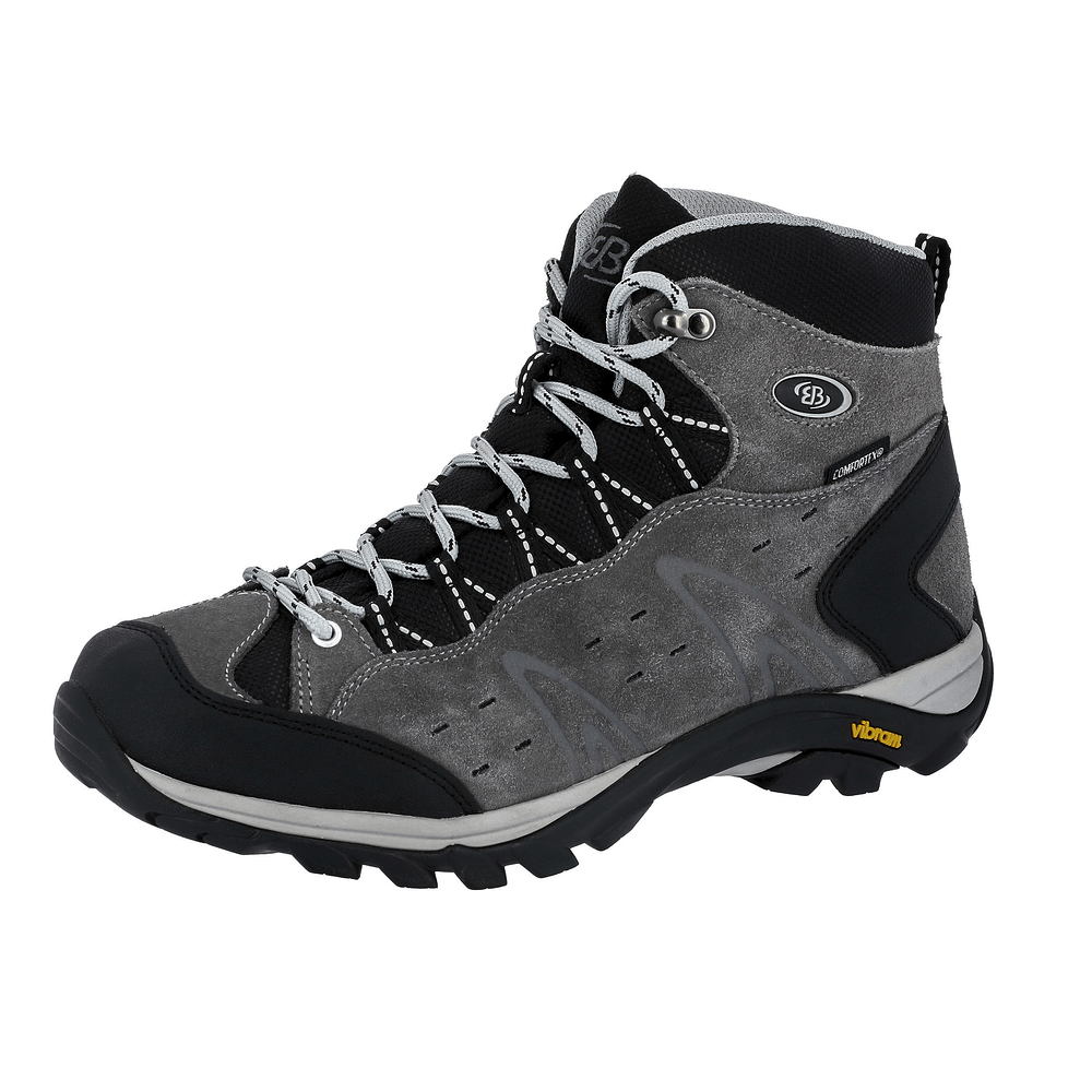 outlet store fe0ae a1dc6 Brütting Trekking Stiefel Mount Bona High