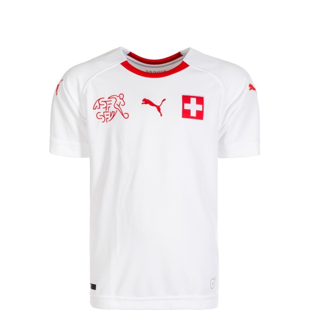Puma Schweiz Trikot WM 2018 Kinder