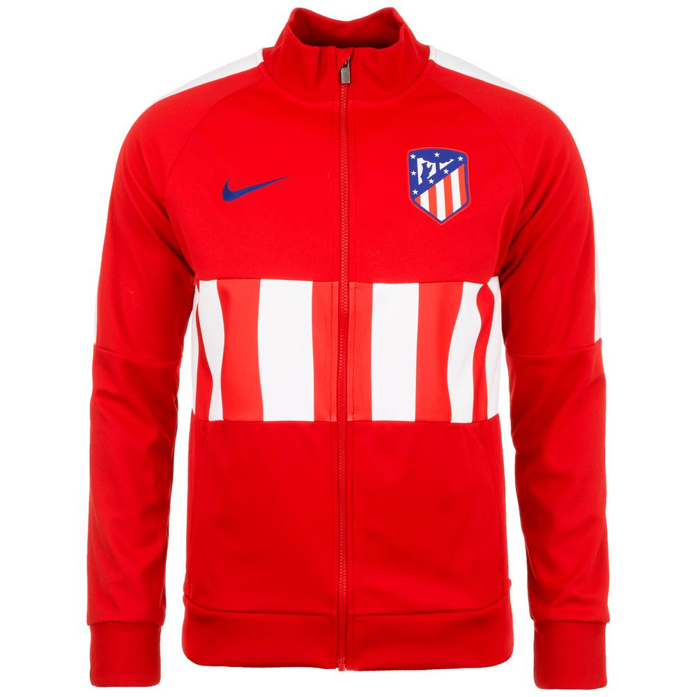 Atlético Madrid Windrunner Herren Trainingsjacke in rot