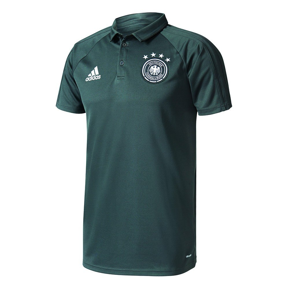 Adidas DFB Deutschland Polo Shirt Staff