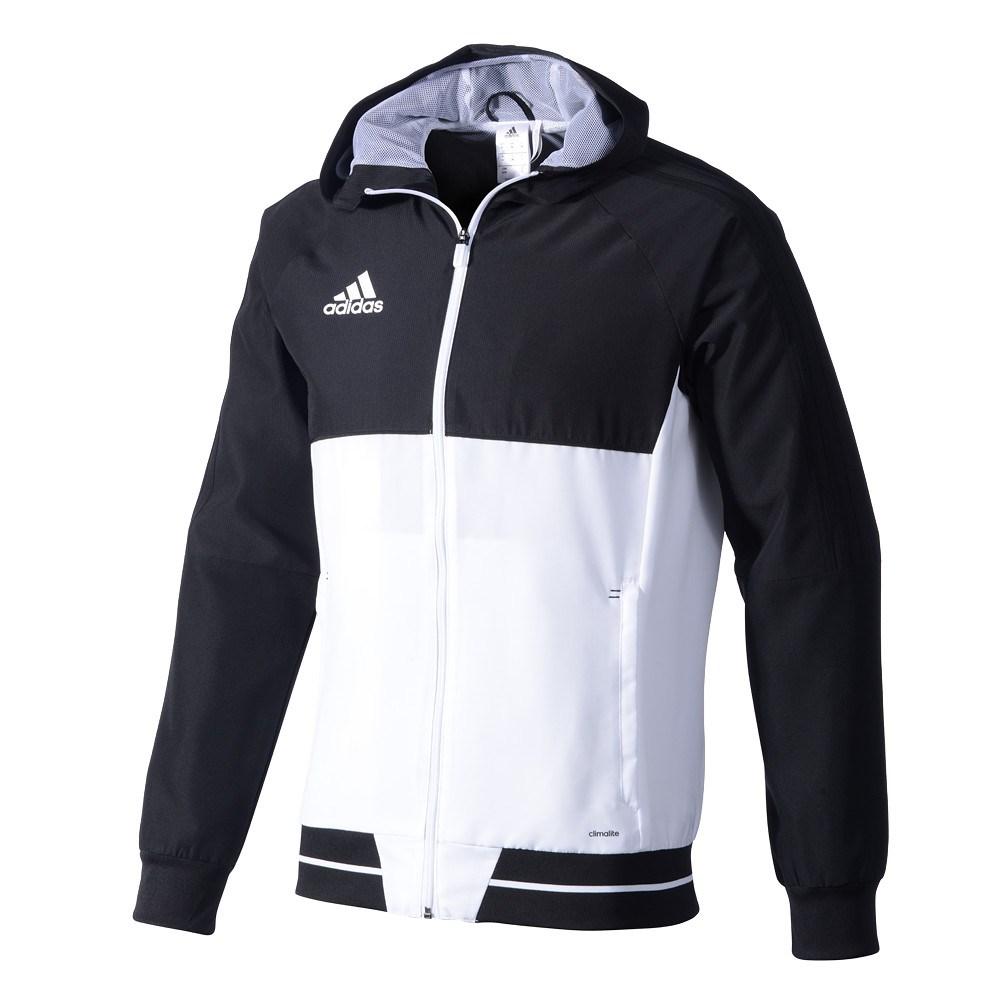 look for detailing price reduced Adidas Freizeitjacke Tiro