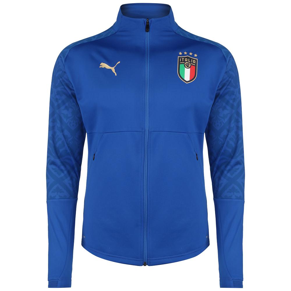 Puma Italien Heim Track Jacket EM 2021 Blau - kaufen ...
