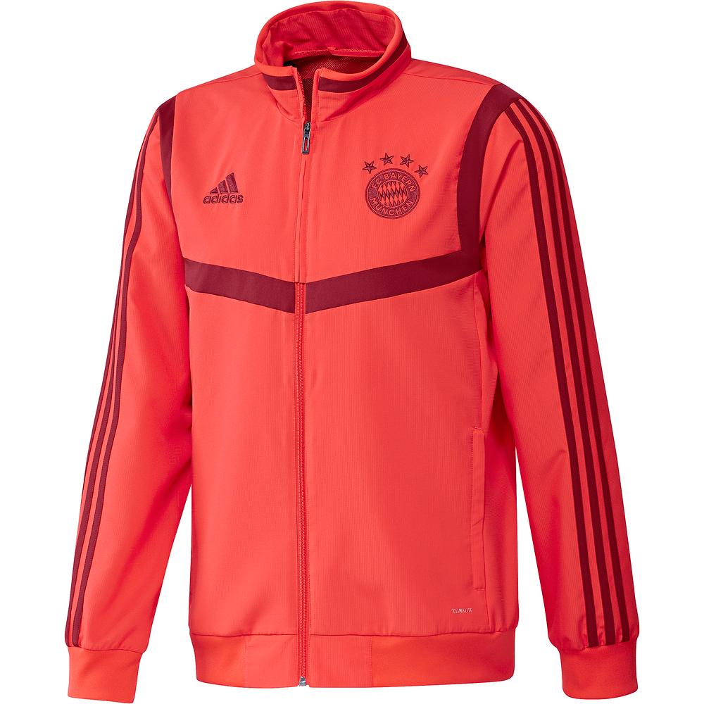 Adidas FC Bayern München Präsentations Jacke 20192020