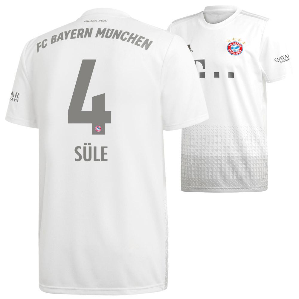 Bayern München Trikot Auswärts