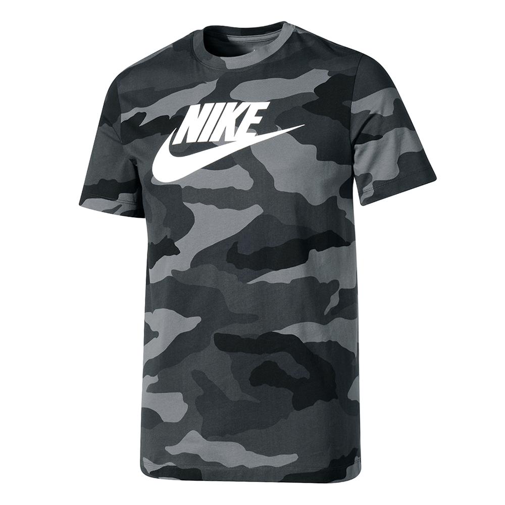 Nike T Shirt CAMO Print Weiß kaufen & bestellen im BILD Shop