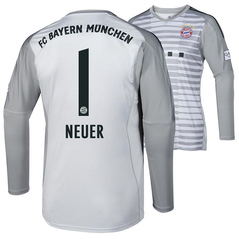 FC Bayern München Ausweichtrikot 20182019