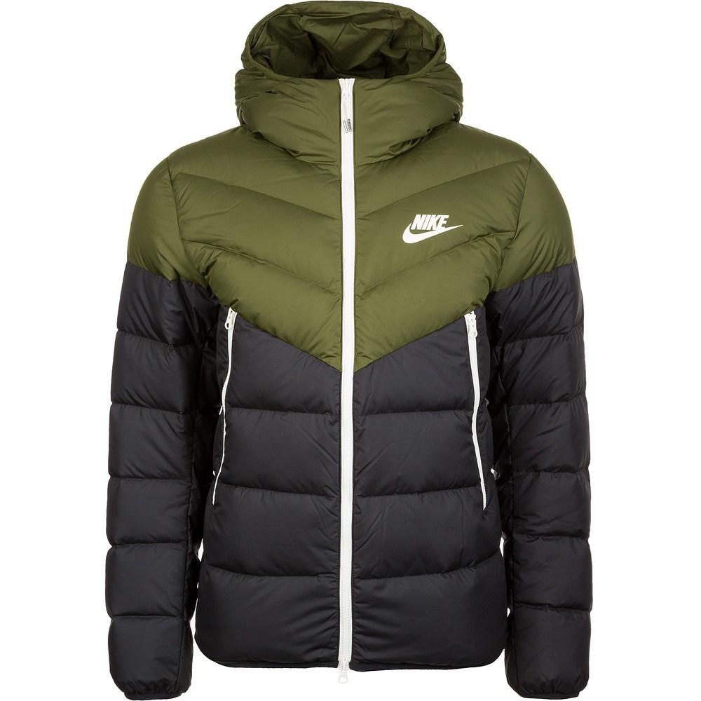 beste Sammlung amazon weich und leicht Nike Herren Daunenjacke Windrunner