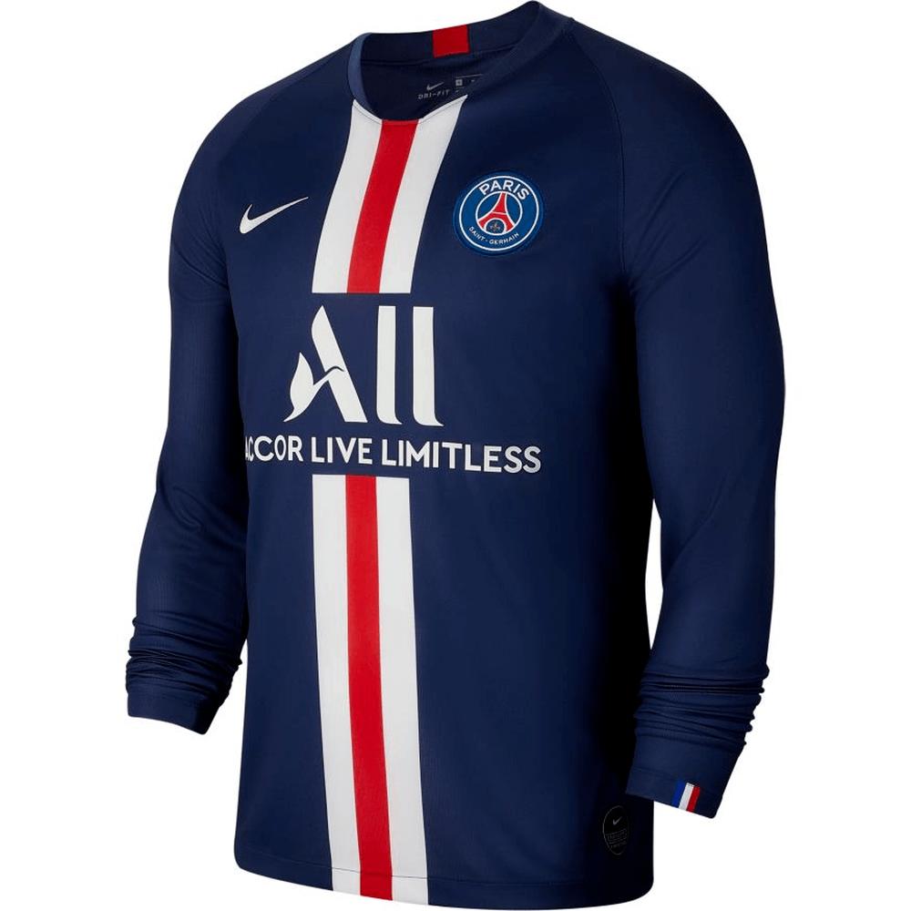 new styles bf8ef 19535 Nike Paris Saint-Germain Trikot 2019/2020 Heim Langarm