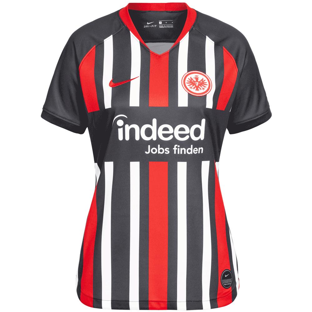 Nike Eintracht Frankfurt Heim Trikot Damen 20192020
