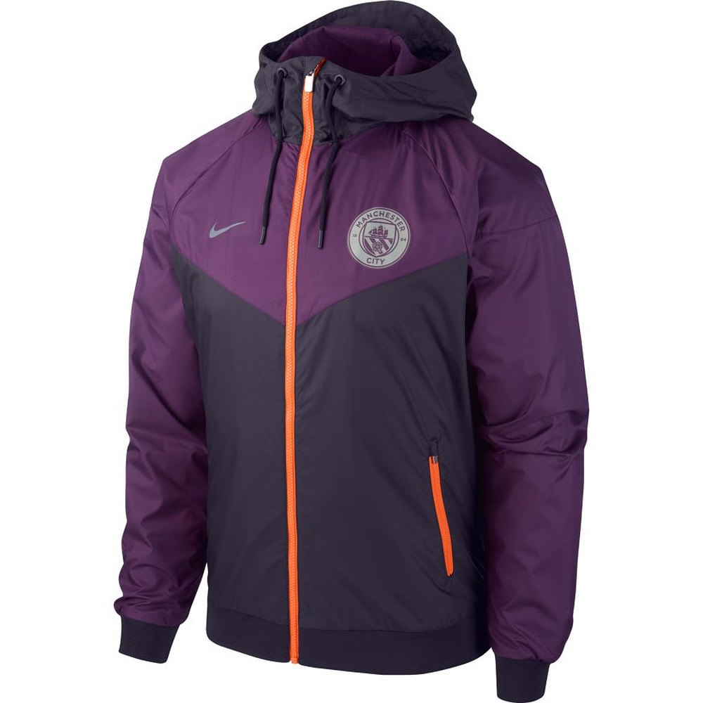 Nike Manchester City Windrunner Colourblock