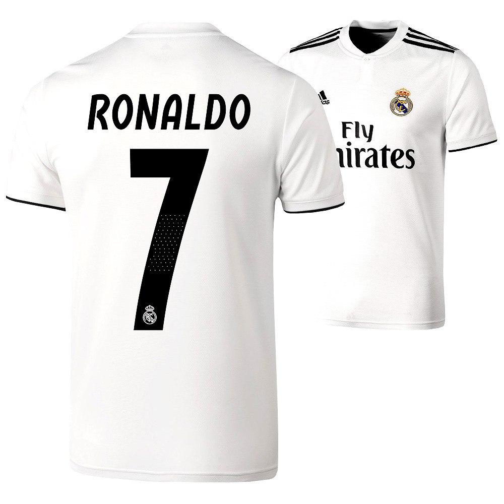 adidas Real Madrid Trikot Away Kids 20182019