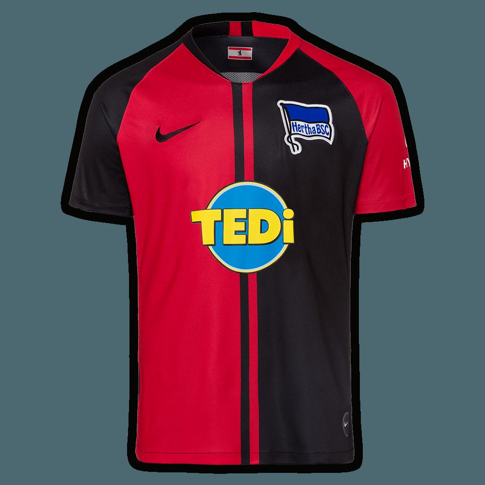 buy popular 68260 d2668 Nike Hertha BSC Trikot 2019/2020 Auswärts