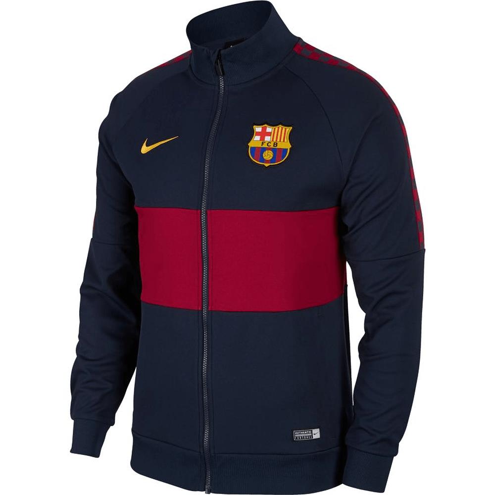 fc barcelona jacke rot blau