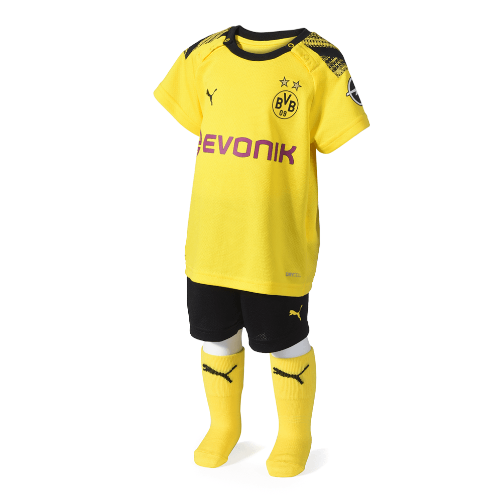 Puma Borussia Dortmund Trikot 20192020 Heim Baby Kit