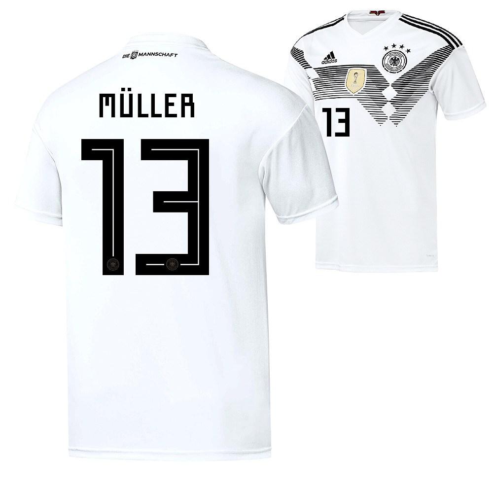 Das ist das Deutschland Trikot für die WM 2018 (DFB Trikot)