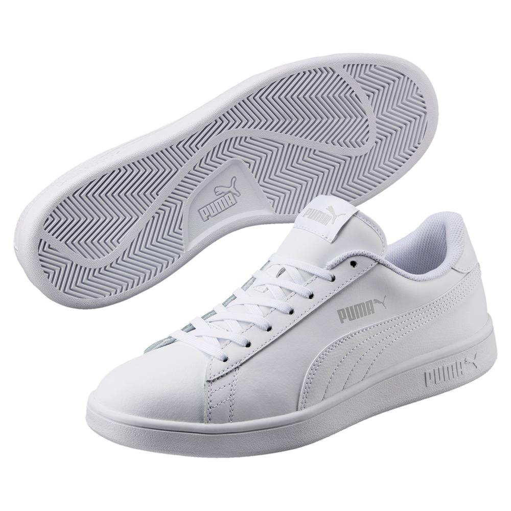 puma sneaker weiß smash
