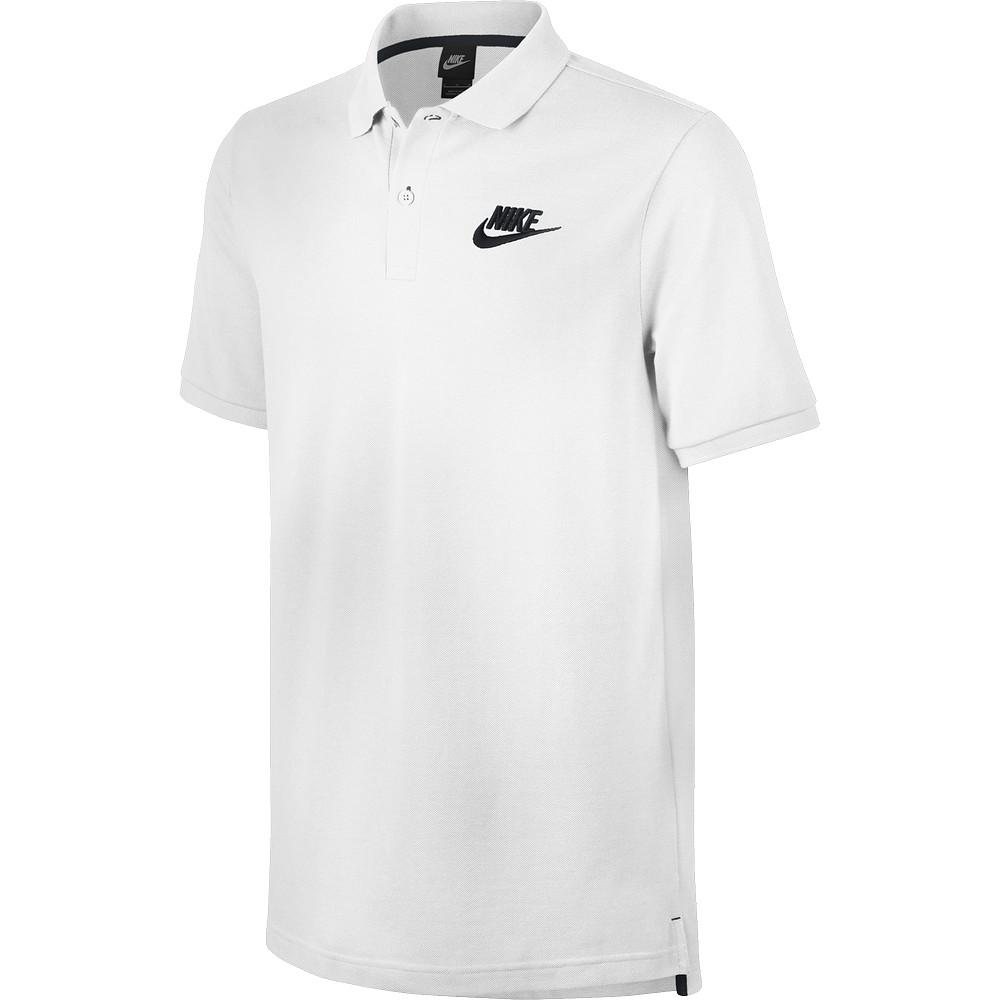 Nike Poloshirt Weiß