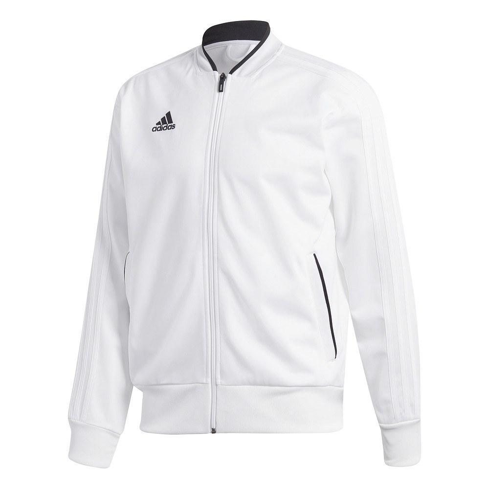 c85216aed adidas winterjacke lang condivo 18 schwarz weiß