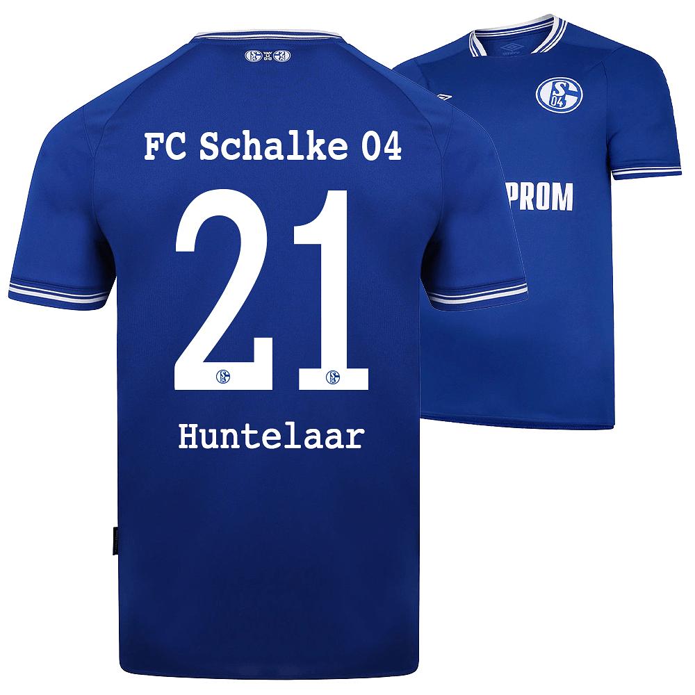 Trikot Schalke 2021