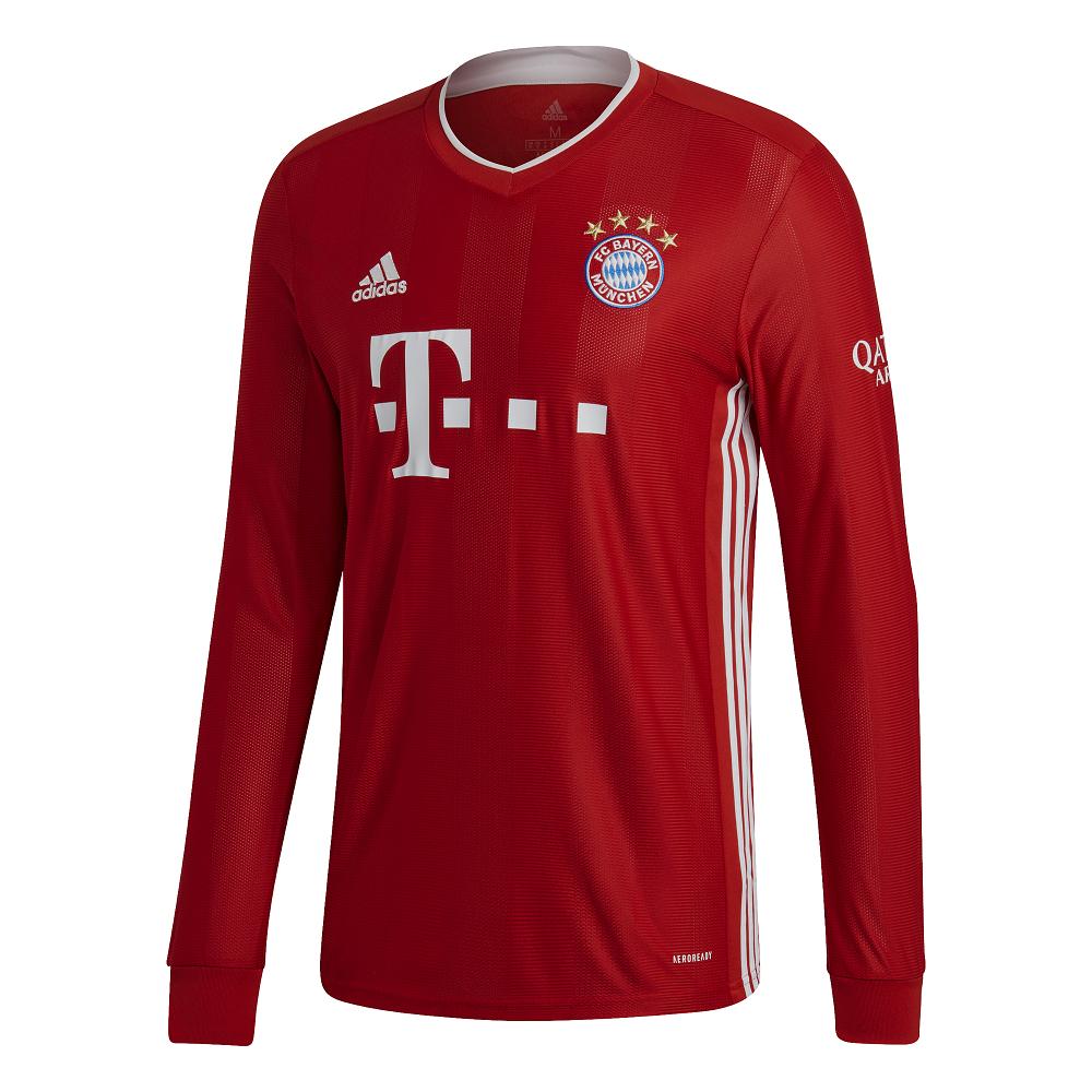 Fc Bayern Trikot 2021 15