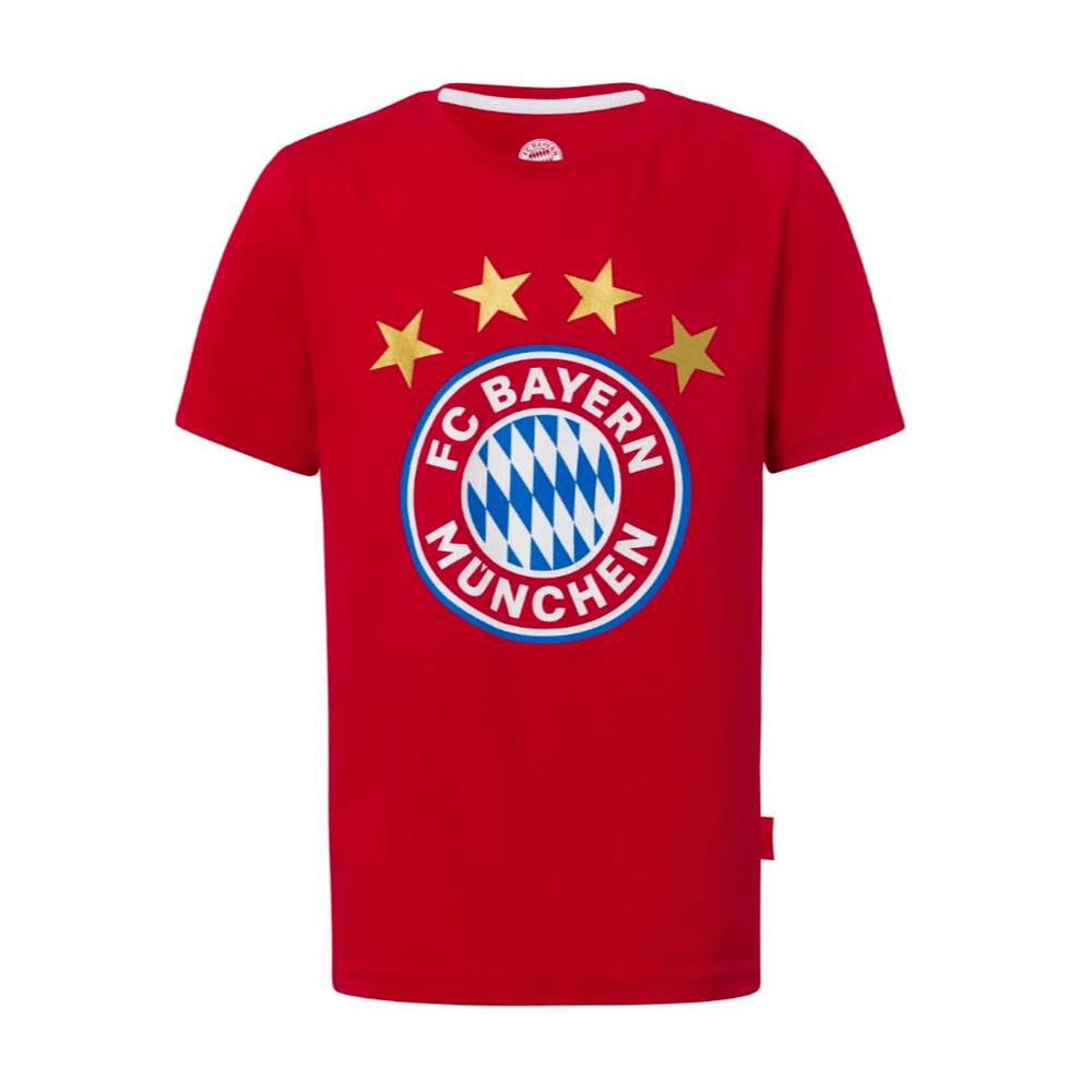 Fc Bayern T-Shirt Kinder