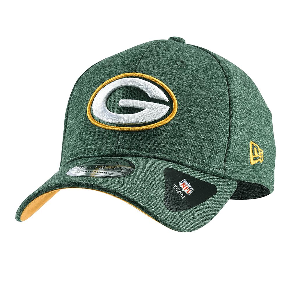 f0d22dba New Era Green Bay Packers Cap Shadow Tech 39THIRTY