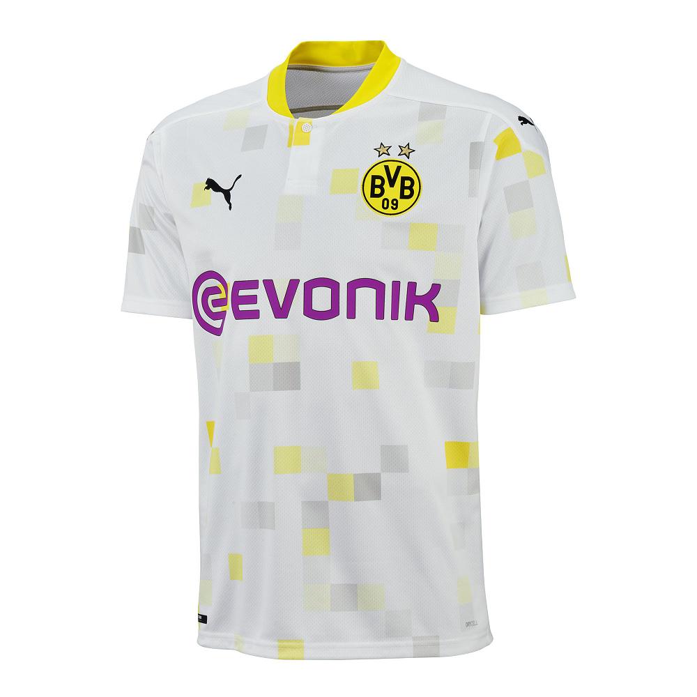 Puma Borussia Dortmund Trikot 3rd 2020/2021 Kinder ...