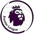 England 2er Set Premier League Badges