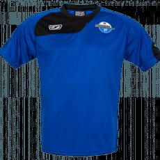 SC Paderborn 07 Trainingsshirt SCP 07 Kinder blau/schwarz