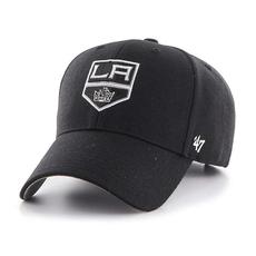 47 Brand Los Angeles Kings Cap MVP schwarz