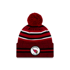 New Era Arizona Cardinals Beanie On Field Sport Knit HM rot