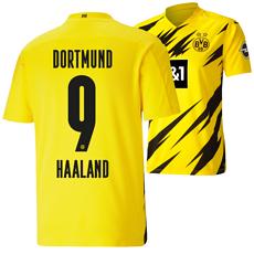 Puma Borussia Dortmund Heim Trikot HAALAND 2020/2021