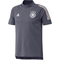 Adidas Deutschland DFB T-Shirt EM 2020 Dunkelgrau