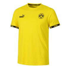 Puma Borussia Dortmund T-Shirt Culture Gelb