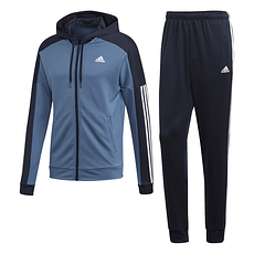 Adidas Trainingsanzug MTS GAME Blau