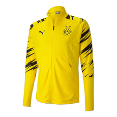 Puma Borussia Dortmund Stadionjacke 2020/2021 Gelb