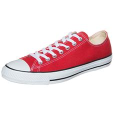 CONVERSE Sneaker Chuck Taylor All Star Core OX rot/weiß