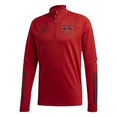 Adidas Red Bull New York Training Top 2020 Rot