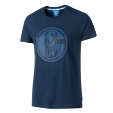 FC Schalke 04 T-Shirt CLASSIC Blau