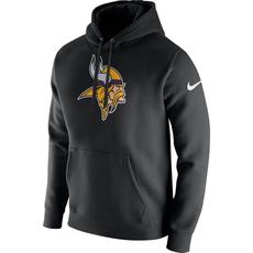 Nike Minnesota Vikings Hoodie NK 2019/2020 Schwarz