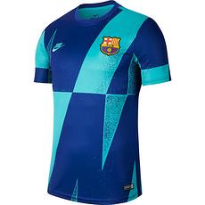 Nike FC Barcelona T-Shirt CL 2019/2020 Blau