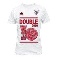 Adidas FC Bayern München T-Shirt DOUBLE 2019