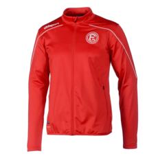 uhlsport Fortuna Düsseldorf Freizeitjacke 2019/2020 rot/weiß